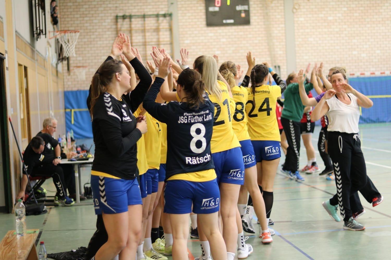 Erfolgreicher Saisonstart der Post SV Damen II