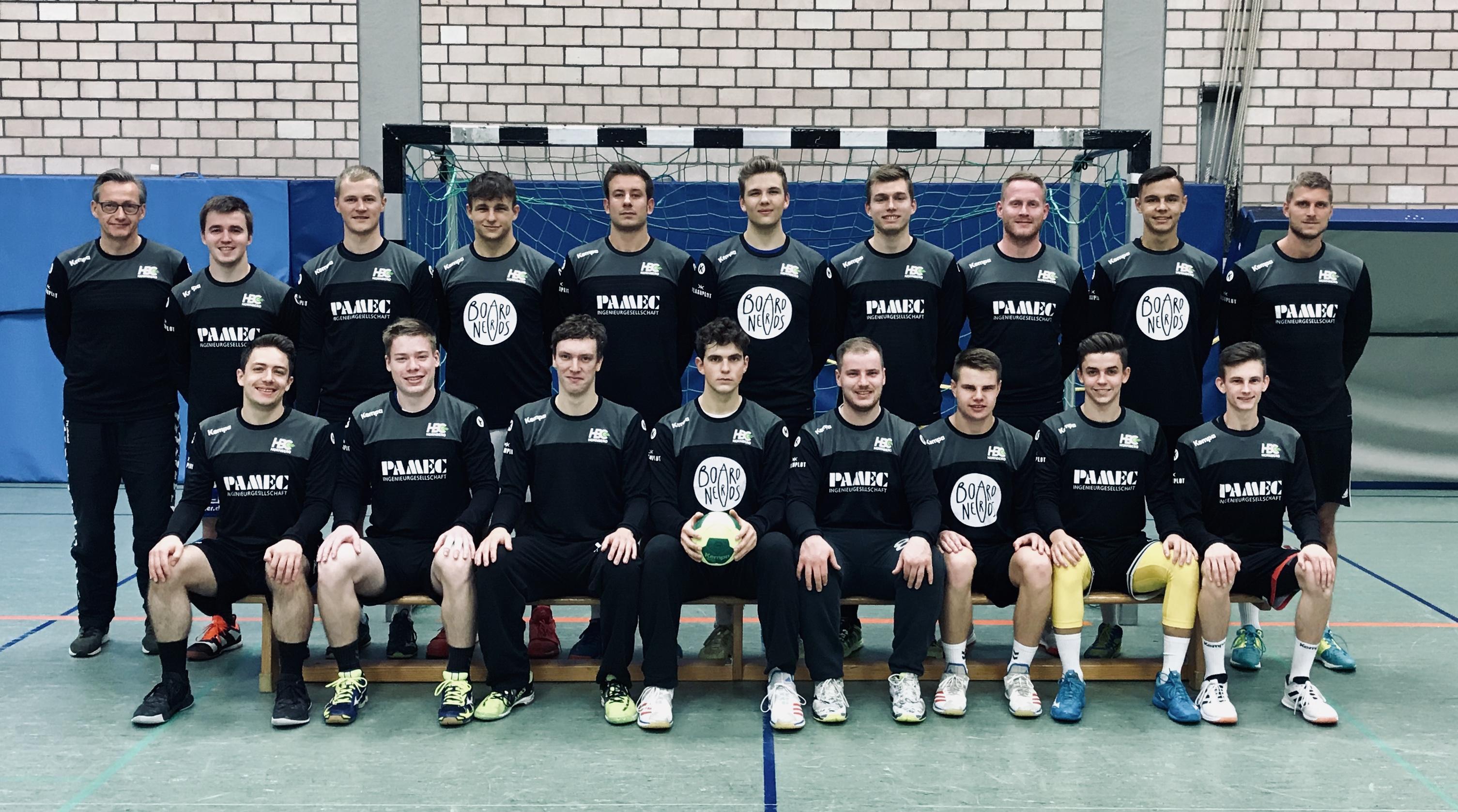 Klarer Sieg für den HBC im Nürnberger Stadt-Derby