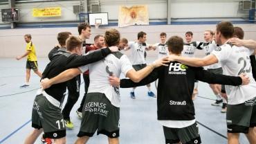 HBC-Men mit klarem Sieg im letzten Hinrundenspiel