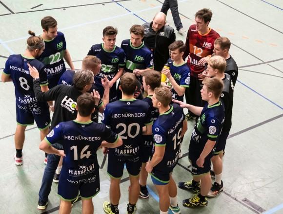 HBC-Nürnberg verliert gegen Tabellenführer Schwabach