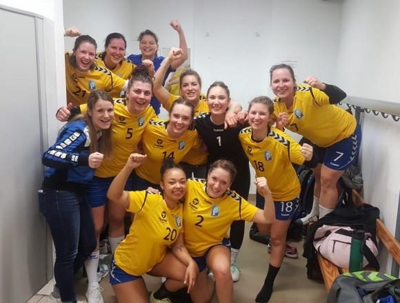 Erfolgreicher Start ins neue Jahr für die Damen II