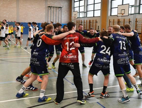 Kantersieg gegen TV Gunzenhausen
