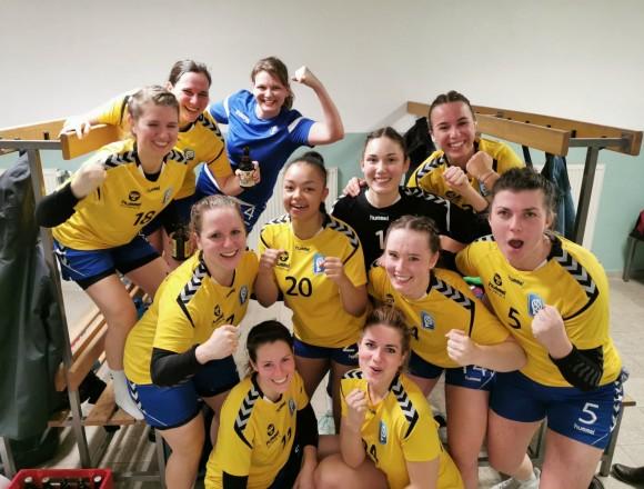 Notwendiger Auswärtssieg für die 2. Damen des Post SV!