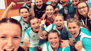 Bayernliga! Damen 1 spielen im bayrischen Oberhaus!