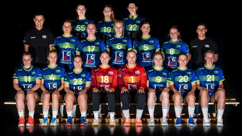 HBC Ladies starten zur Primetime in ihre erste Bayernligasaison