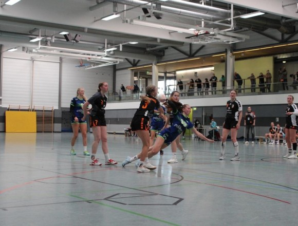Gameday: HBC Nürnberg – HaSpo Bayreuth 26:18 (11:10)|wB