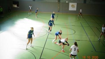 wA – TSG Estenfeld gg. HBC Nürnberg am So. 18.10.2020