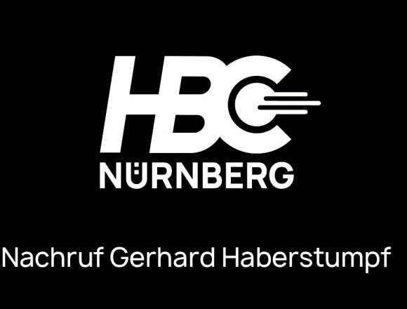 Nachruf Gerhard Haberstumpf