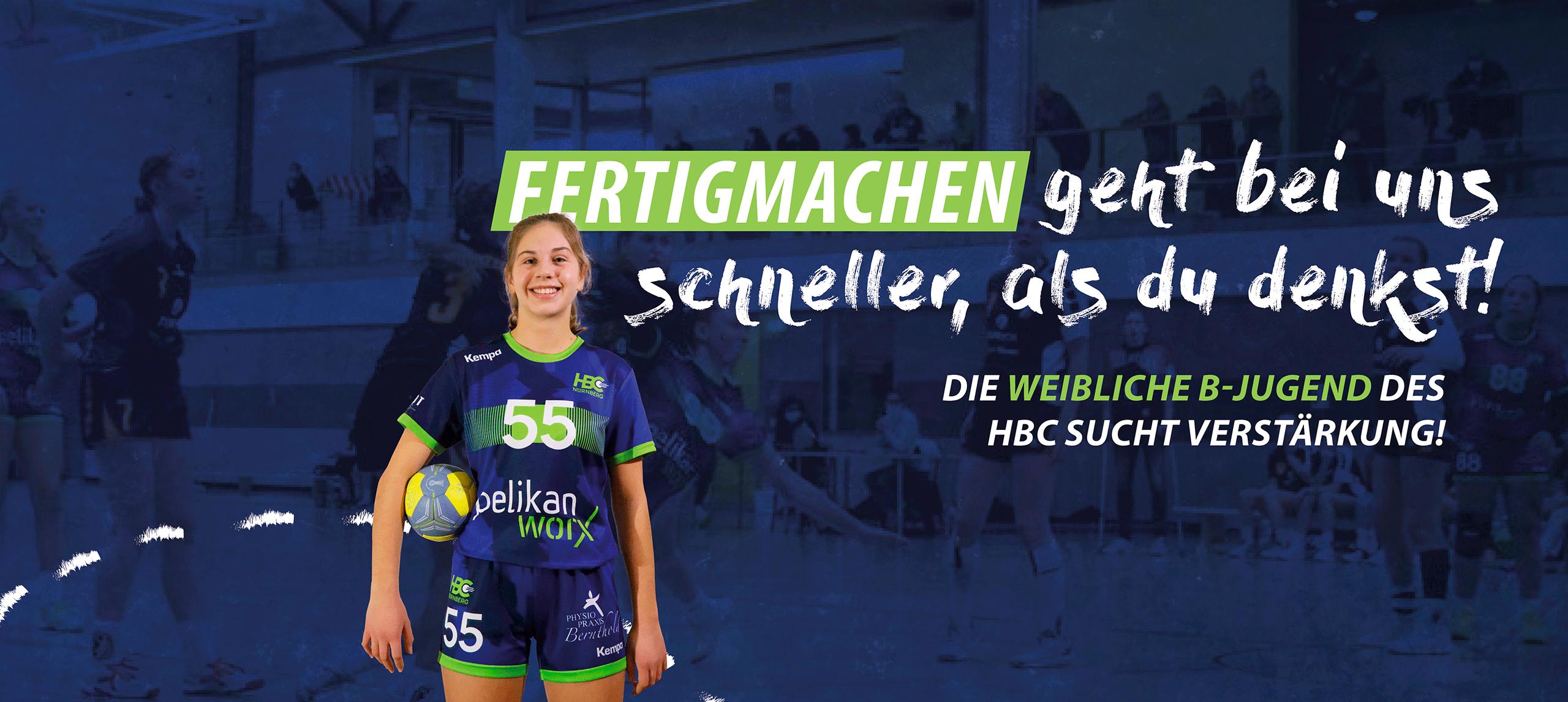 HBC Nürnberg Weibliche Jugend