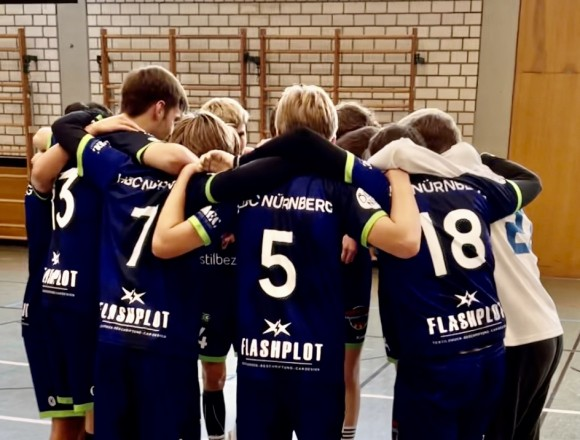 mB-Jugend verliert auswärts in München-Ost